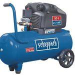 Scheppach HC54DC ölfreier Doppelzylinder-Kompressor für 219,99€ (statt 268€)