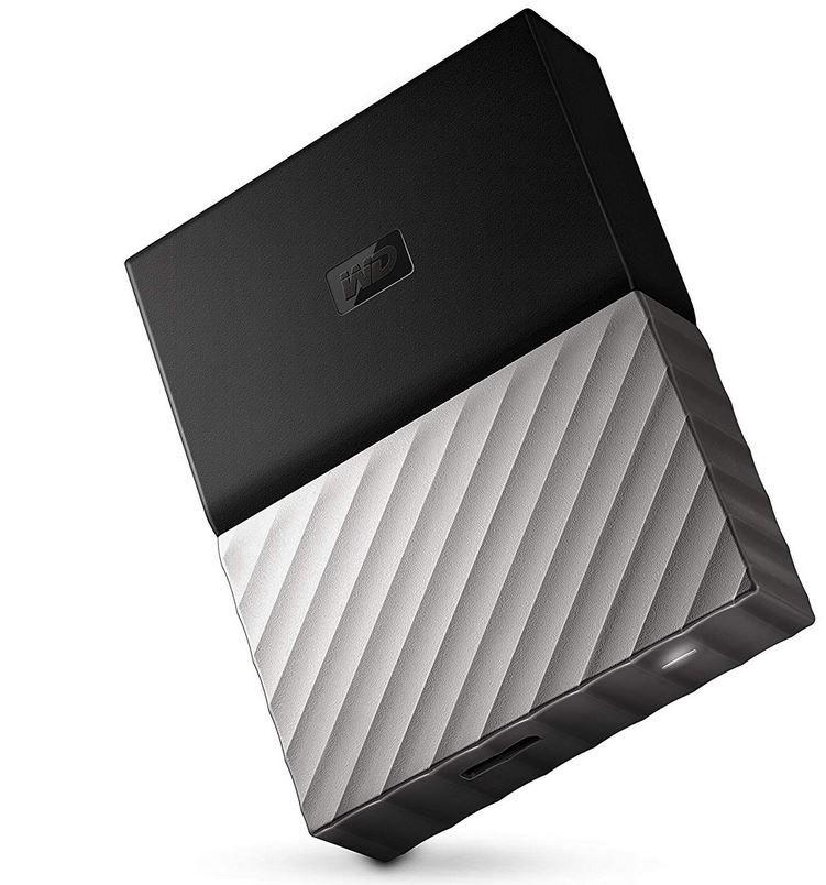 WD My Passport Ultra 3 TB, mobile externe Festplatte 99,99€ (statt 118€)