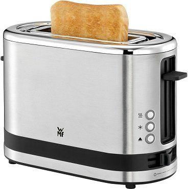 WMF 04.1410.0011 KÜCHENminis Toaster mit 600W für 29€ (statt 38€)