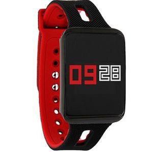 xlyne Keto XW Fit Fitness Tracker in schwarz/rot für 29€ (statt 44€)