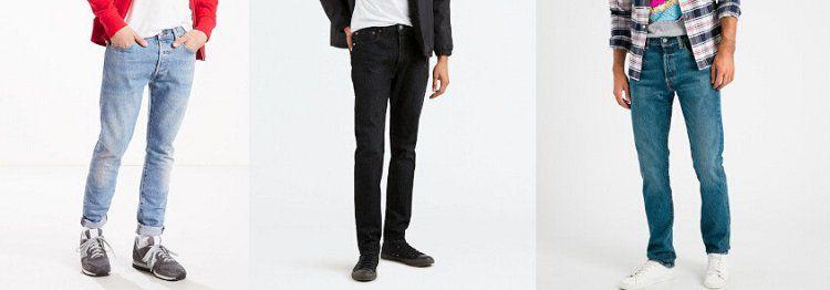 Levis Damen und Herren Fashion bei Veepee   z.B. Herren Jeans für 44,99€ (statt 51€)