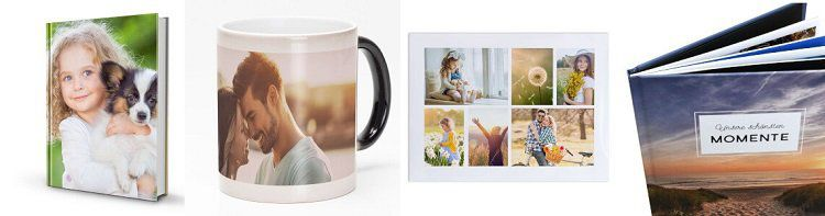 PosterXXL Photobücher ab 11,50€ oder andere Fotogeschenke ab 3,50€ bei Vente Privee