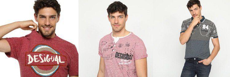 Desigual Sale mit bis zu 55% Rabatt bei Vente Privee   z.B. T Shirts ab 17,99€
