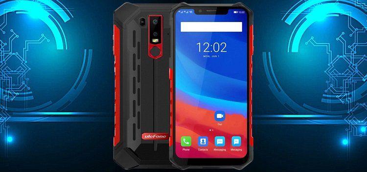 Ulefone Armor 6   6,2 Smartphone mit 6 GB RAM & 128 GB Speicher für 269,70€