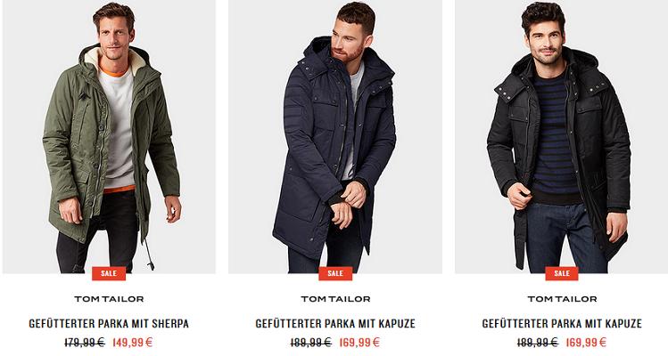 Tom Tailor Osterspecial bis Mitternacht mit bis 50% Rabatt   Top Marken Fashion