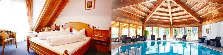 2 ÜN im 4* Hotel in Lauterbach inkl. ¾ Verwöhnpension & Wellness ab 169€ p.P.