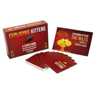 🐈 Exploding Kittens   Kartenspiel für 6,19€