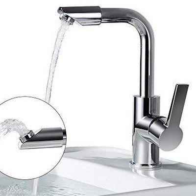 Homelody XPM0213   360° drehbarer Wasserhahn für 21,99€