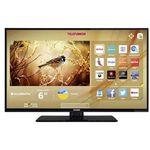 Telefunken C40U446A LED-TV (40 Zoll, EEK A+, UHD, Smart TV, WLAN) für 282,45€ (statt 313€)