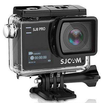 SJCAM SJ8 Pro   4K Action Cam mit WLAN & 12MP für 159,99€ (statt 200€)   aus DE