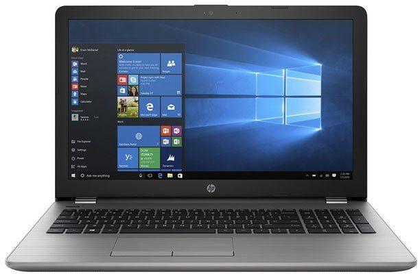 HP 250 G6 (4LT25ES) – 15″ Notebook mit 256 GB SSD & 8 GB RAM für 499€ (statt 589€)