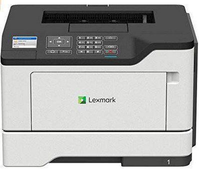 LEXMARK B2546dn Laserdrucker s/w (A4, Duplex) für 99€ (statt 129€)