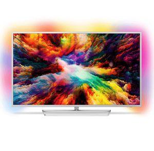 PHILIPS 50PUS7363   50 Zoll UHD 4K SMART TV mit 3 seitigen Ambilight für 555€ (statt 699€)
