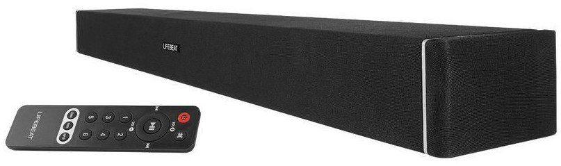 Medion P61078 Lifebeat WLAN Multiroom Soundbar mit eingebautem RMS Subwoofer für 49€ (statt 57€)