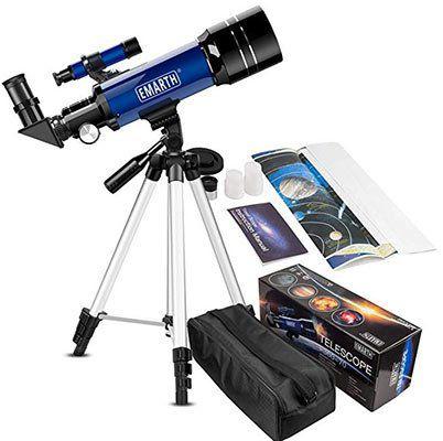 Einsteiger Teleskop (70mm/360mm) inkl. Zubehör für 56,54€ (statt 80€)