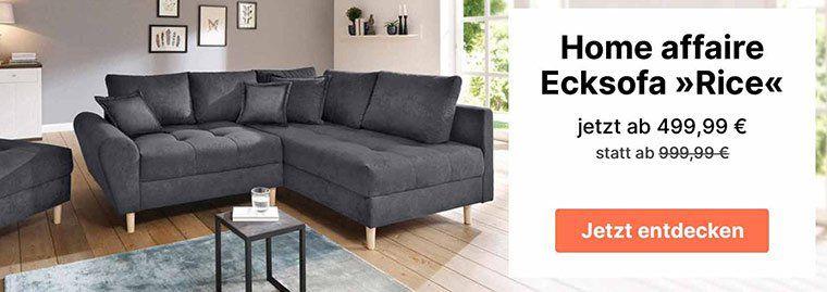 20% Rabatt auf Wohnmöbel & Sofas bei Cnouch + keine VSK   auch auf Reduziertes