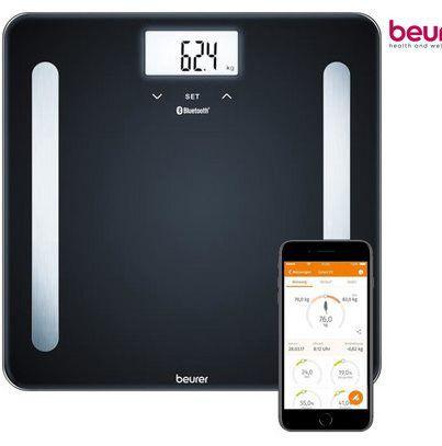 Beurer BF600 Diagnosewaage mit App Steuerung für 25,90€ (statt 35€)