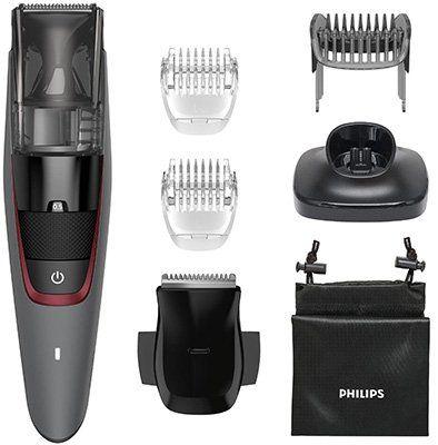 Philips BT7512/15 Bartschneider mit integriertem Vakuum System für 45,90€ (statt 79€)