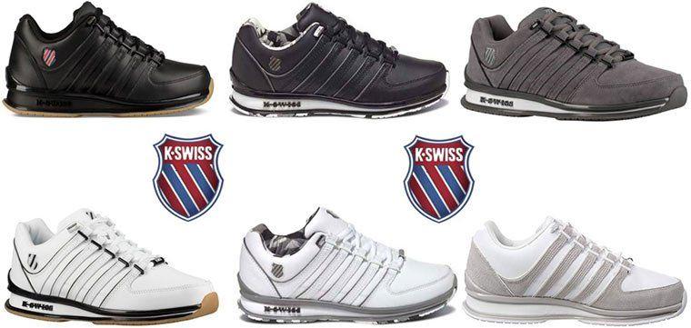 K SWISS Rinzler SP Fade   Herren Sneaker für je 39,96€ (statt 57€)