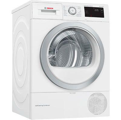 Bosch WTW87640 Wärmepumpentrockner (A+++, 8kg) für 659€ (statt 719€)
