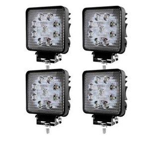 LED 27W Arbeitsscheinwerfer z.B. 4 Stück für 15,39€ (statt 22€)