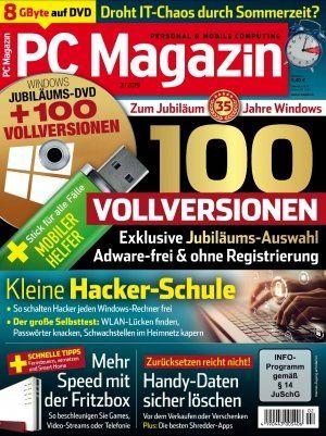 PC Magazin Classic DVD XXL Jahresabo für 24,95€ (statt 78,60€)