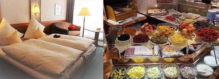 ÜN in einem Biosphärenhotel bei Stuttgart inkl. Frühstück, Wellness & mehr ab 41,25€ p.P.