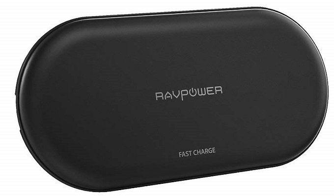 RAVPower Wireless Charger (DE RP PC067) mit induktivem Laden für 29,99€ (statt 40€)