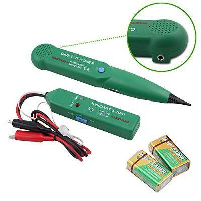 VINGO Kabeltester für Telefonkabel und andere Kabel für 10,39€