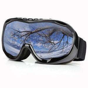 Motenik Skibrille mit 100% UV Schutz für 12,99€ (statt 23€)