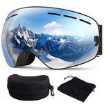 OTBBA Skibrille mit UV400 Schutz für 25,99€ (statt 35€)