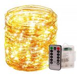 Qelon LED-Lichterkette mit 200 LEDs für 10,79€ (statt 18€)