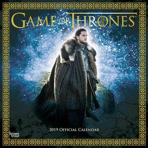 Game Of Thrones Kalender 2019 für 8€ (statt 11€)