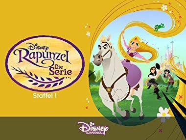 Vorbei! Rapunzel   Die Serie Staffel 1 mit 25 Folgen in HD für 1,49€