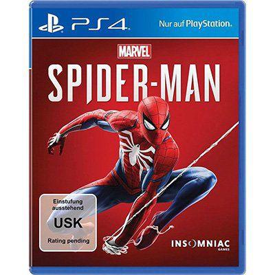 Marvel's Spider-Man PS4 Game für 11,11€ (statt 19€)