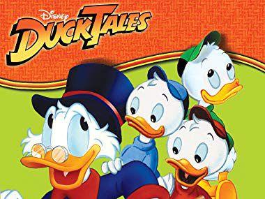 Preisfehler! Ducktales Staffel 4, 5, 6 und 8 mit je 12 13 Folgen in SD für 1,49€