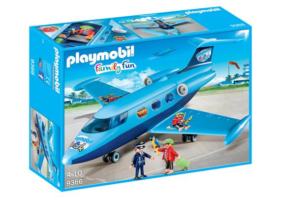 Playmobil FunPark Ferienflieger (9366) für 23,94€ (statt 39€)
