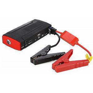 ABSAAR 145005 Jump Starter Ladegerät in Schwarz/Rot für 66€ (statt 80€)