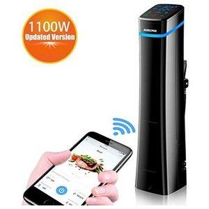 Aukuyee Sous Vide Garer mit WiFi und App Steuerung für 77,99€ (statt 109€)