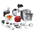 Bosch HomeProfessional MUM59S81DE Küchenmaschine ab 359€ (statt 394€) + LEONARDO Etagere