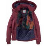 Bench Damen Kurzjacke in Rot für 35,99€
