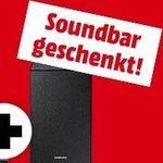 Media Markt Super Coupons – z.B. Samsung Fernseher ab 799€ kaufen + Samsung HW-N450 im Wert von 221€ gratis dazu
