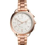 Fossil Q Accomplice Hybrid Damen-Smartwatch in Roségold für 59,40€(statt 129€)