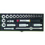 Proxxon 23110 Steckschlüsselsatz 24-teilig für 29,44€ (statt 36€)