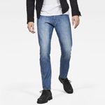 G-Star RAW Herren 3301 Deconstructed Tapered Denim Jeans für 54,97€