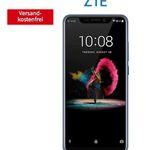 ZTE Axon 9 Pro für 49€ + o2 Allnet-Flat mit 3GB LTE für 14,99€ mtl.