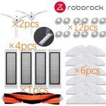 Xiaomi Roborock Ersatzteile 25-teilig für nur 16€