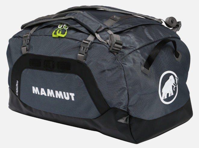 Mammut Cargon 60 Sport  bzw. Reisetasche für 49,41€ (statt 79€)
