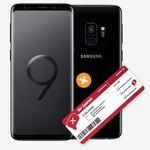 Samsung Galaxy S9 📱 + o2 Free M Allnet-Flat mit 10GB LTE für 29,99€ + Gratis-Flug innerhalb Europas
