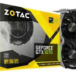 ZOTAC GeForce GTX 1070 Mini 8GB Grafikkarte ab 259€ (statt 341€)